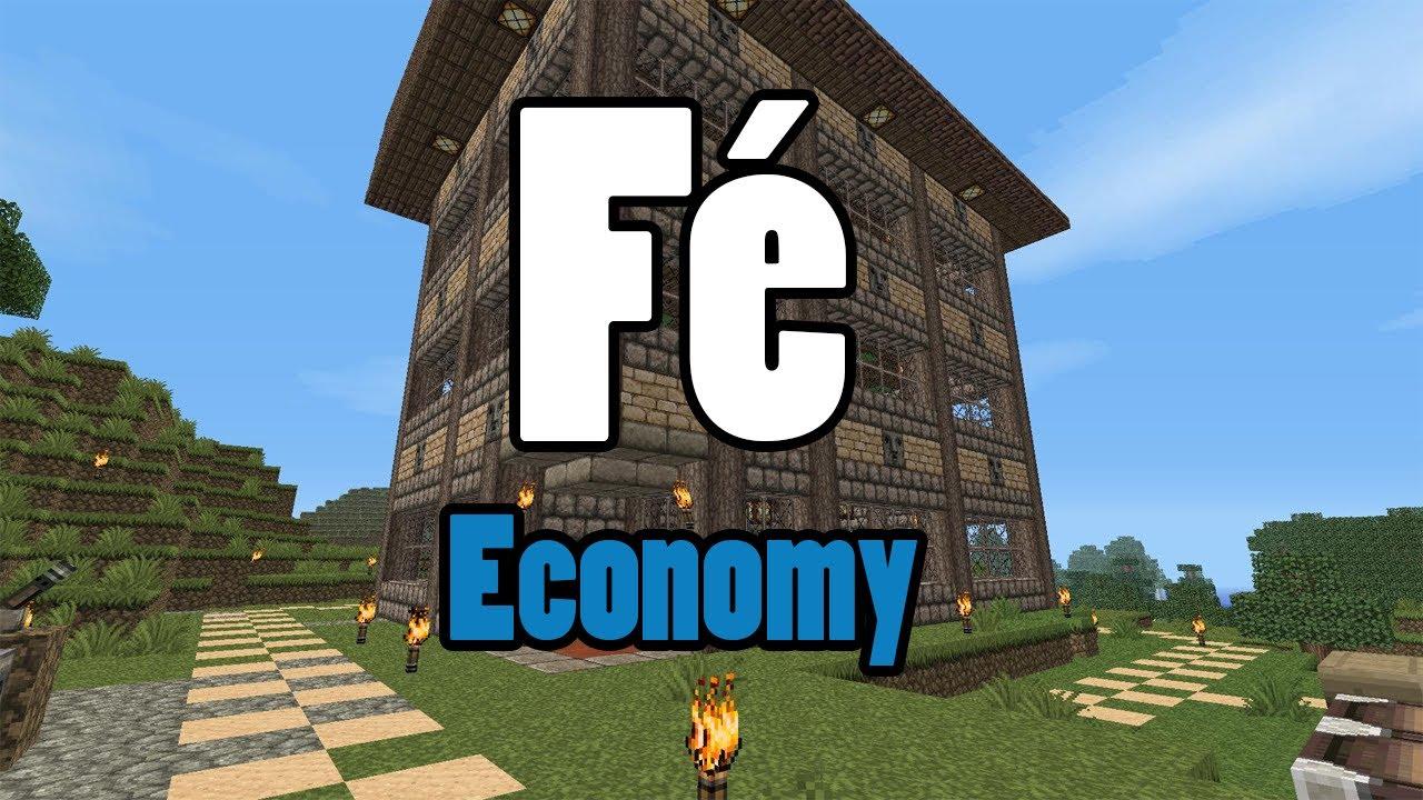 Bukkit: Fe Economy - BEST MINECRAFT ECONOMY PLUGIN