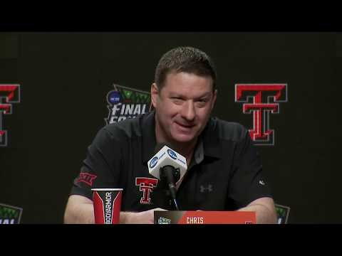 Texas Tech coach Chris Beard FULL Final Four press conference