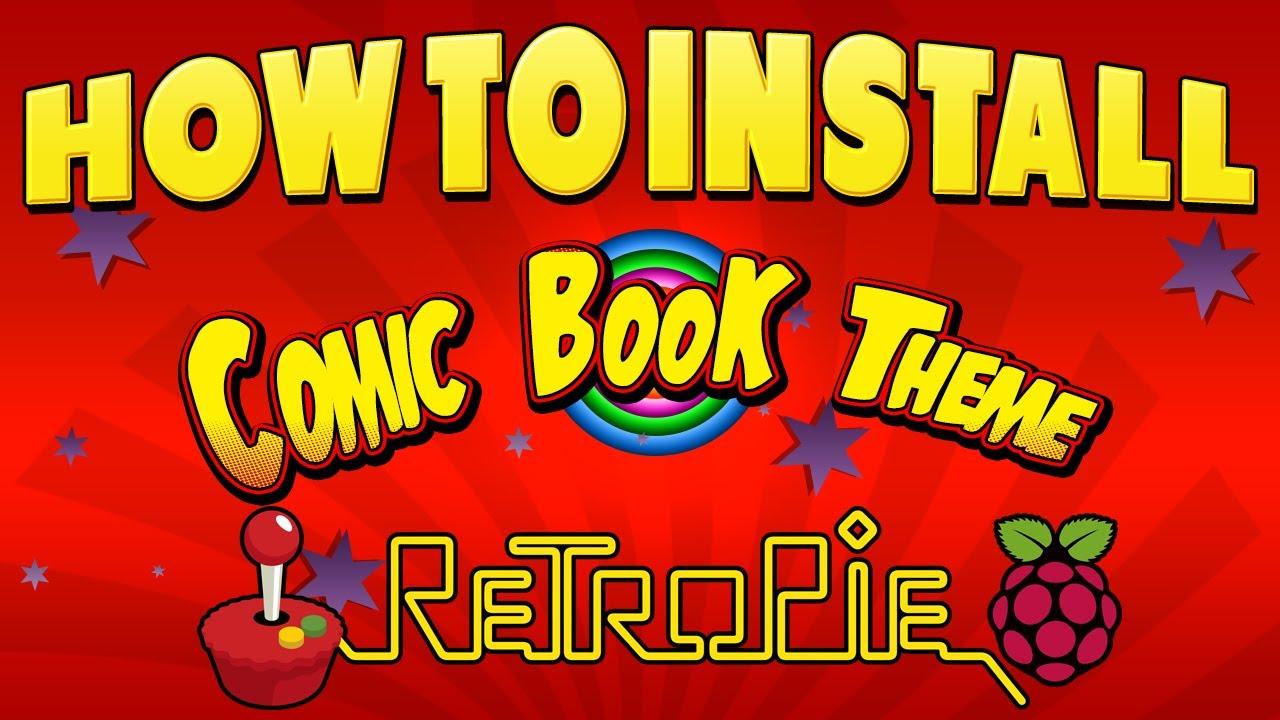 how to change theme on retropie