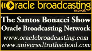 Repeat youtube video The Santos Bonacci Show - Oracle Broadcasting Network - March 25th, 2012 - The Science of Light