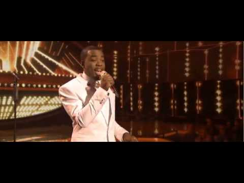 Burnell Taylor - My Cherie Amour - Studio Version - American Idol 2013 - Top 8