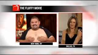 """""""Fluffy"""" Gabriel Iglesias Rips Shirt Off During """"The Broadcast"""" Interview"""