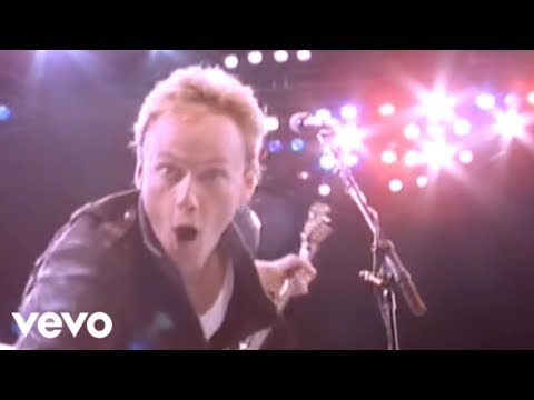 Mr. Mister - Kyrie (Official Video)