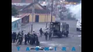 Impresionantes Protestas en el Tachira Y Caracas ( 31 MUERTOS)