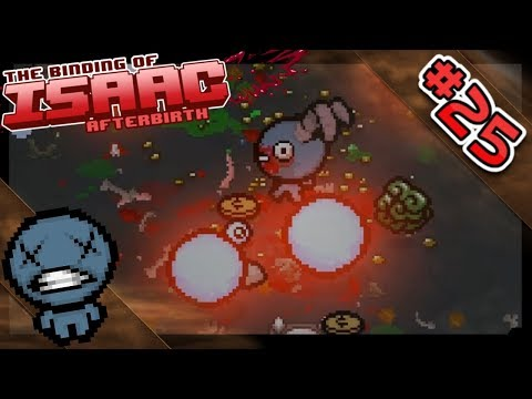 Sprinkler Sunday! - Mabi Plays The Binding of Isaac Afterbirth+ - #25 - 동영상