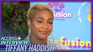 Why Tiffany Haddish Will Never Claim 'A Man As My Forever Person'