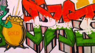 St Patricks Graffiti Battle