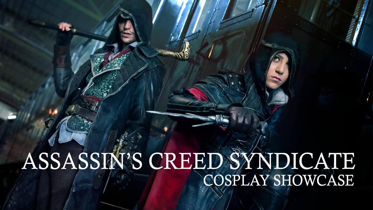 Assassin S Creed Syndicate Costume Showcase Evie Frye Youtube