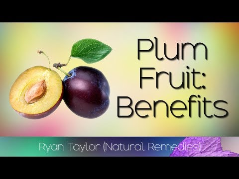 Plum Fruit: Benefits for Health