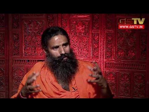 Talking Point: Baba Ramdev talks on Yoga, Patanjali Brand and Gujarat (11-05-17)