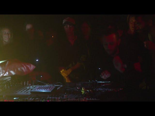 Somaticae - Kleis I + Suneris played live at Concerts Dispersés - 15-08-20