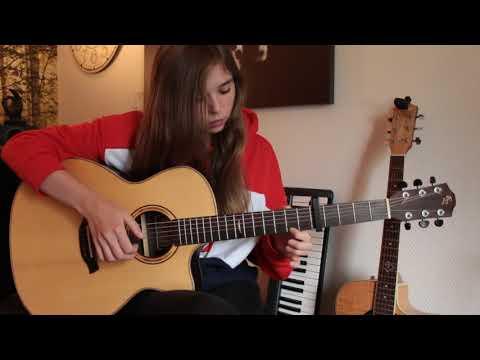 Don't Leave Me Alone - David Guetta, Anne-Marie - Linnea Andersen[Fingerstyle Guitar]