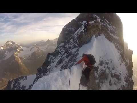 Matterhorn - August 2013 - Traverse From Lion to Hornli Ridge - 4478m