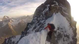 Matterhorn - August 2013 - Traverse From Lion to Hornli Ridge - 4478m
