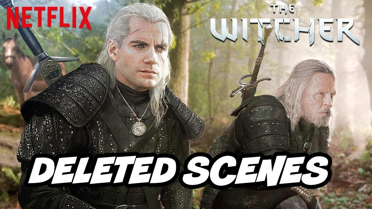 Download The Witcher Netflix Deleted Scene - Alternate Ending Easter Eggs Breakdown