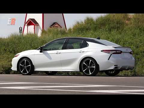 2018 Toyota Camry Review This Ain t Your Daddy s Camry