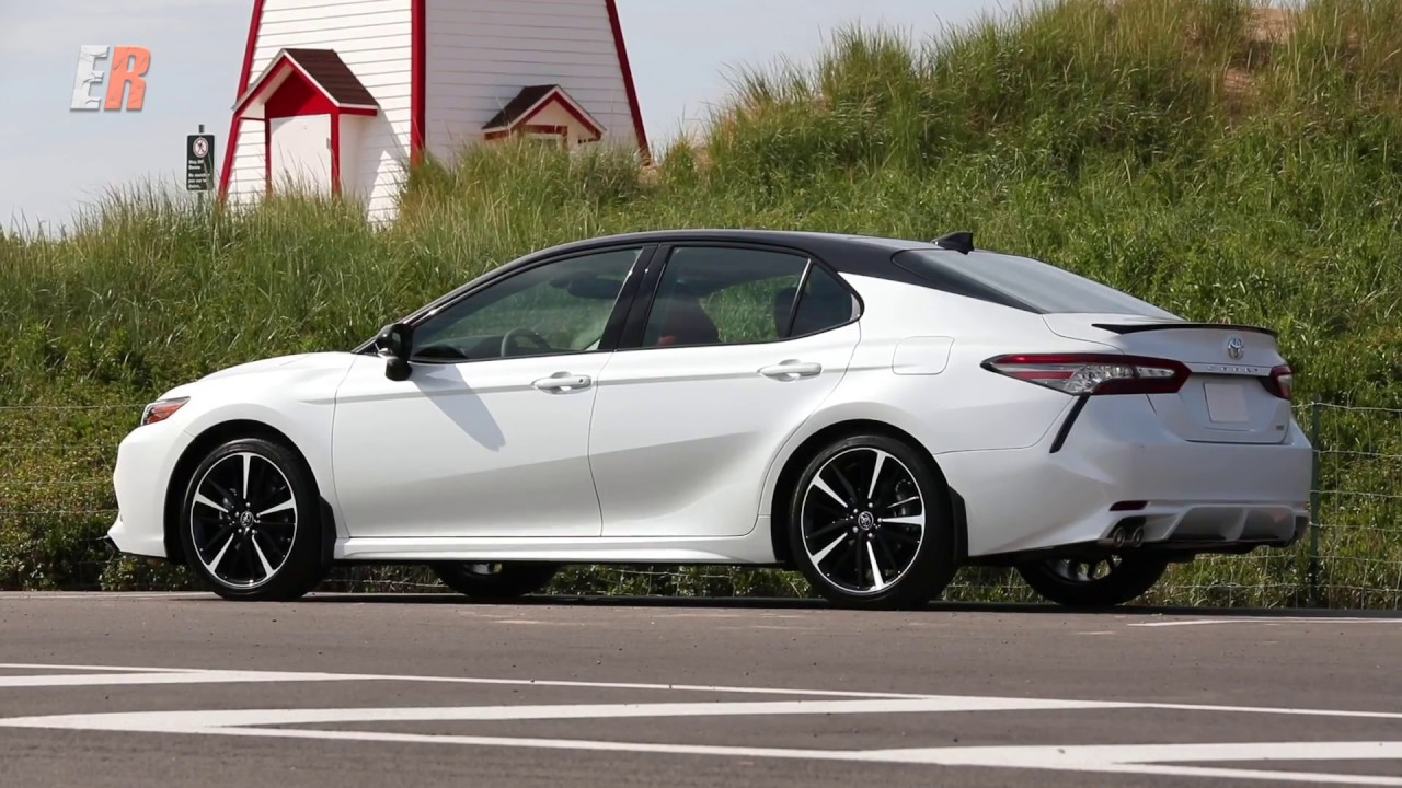 2018 Toyota Camry Review This Aint Your Daddys Camry