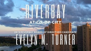 Evelyn M. Turner - Riverbay Board of Directors Candidate 2019
