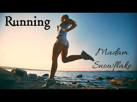 Running -- Madam Snowflake (Official Lyric Video)