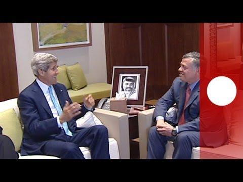 Arab League back Kerry's revival of Israel-Palestinian peace talks