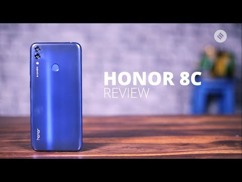 Honor 8C Review: Honor 8C Price in India | Honor 8C Features and Specs
