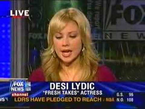 Desi Lydic on Fox and Friends