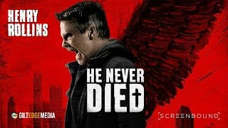 He Never Died 2015 Trailer