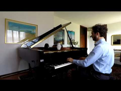 À la Chopin - 'Valse - Scherzo' in the style of Chopin