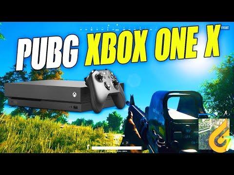 PUBG sur Xbox One X Gameplay FR + Impressions !