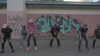 репетиция клипа hip hop
