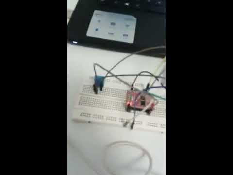 how to connect FTDI with ESP8266 and DHT11 temperature sensor part 3