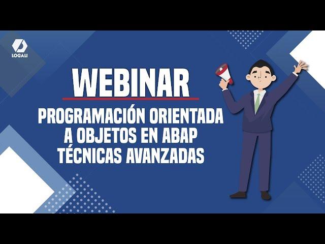 Webinar Programación Orientada a Objetos en ABAP - Técnicas avanzadas