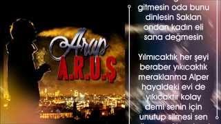 Arap - A.R.U.Ş ( Lyrics Video )