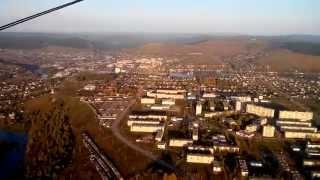Полёт на дельтаплане (Усть-Катав)