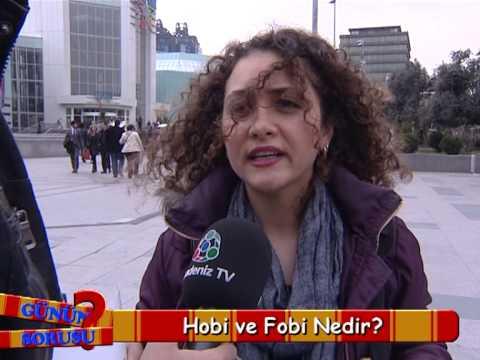 '' GÜNÜN SORUSU '' HOBİ - FOBİ NEDİR :)))