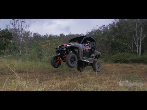 Polaris General Deluxe MLP UTV review | Farms & Farm Machinery