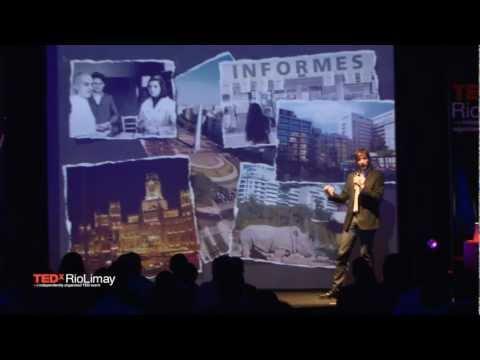 TEDxRioLimay - Federico Prada - Salud: la unión de datos hace la fuerza