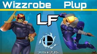 SNS - COG | Wizzrobe (C.Falcon) vs Plup (Sheik) - Melee Losers Finals