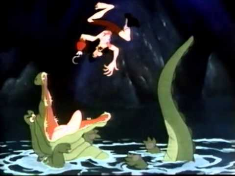 Never Smile At A Crocodile | Peter Pan