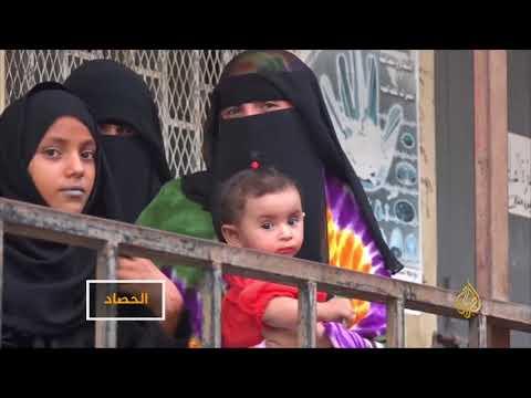 تفاقم معاناة نازحي الحديدة جراء المعارك العسكرية  - نشر قبل 14 دقيقة