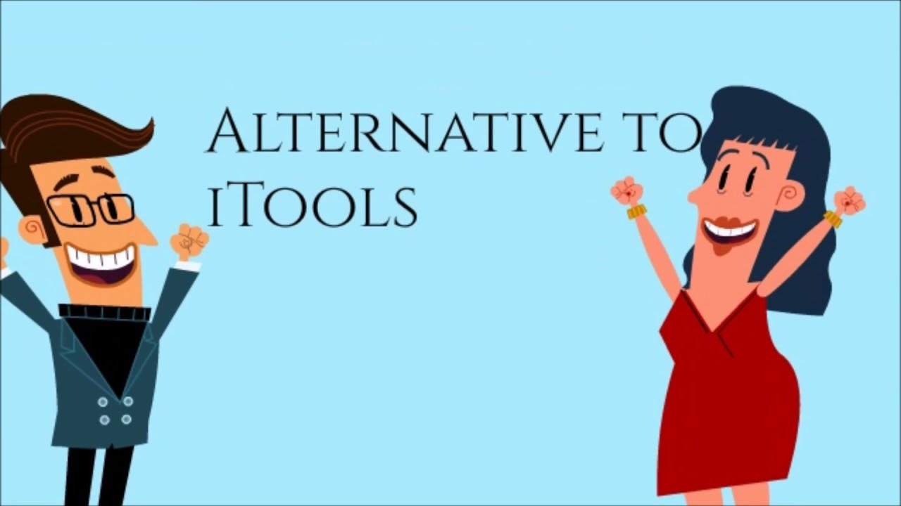 Superb alternatives to iTools