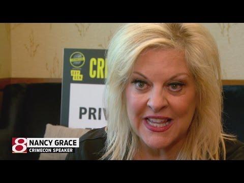 Nancy Grace talks Delphi murders at CrimeCon