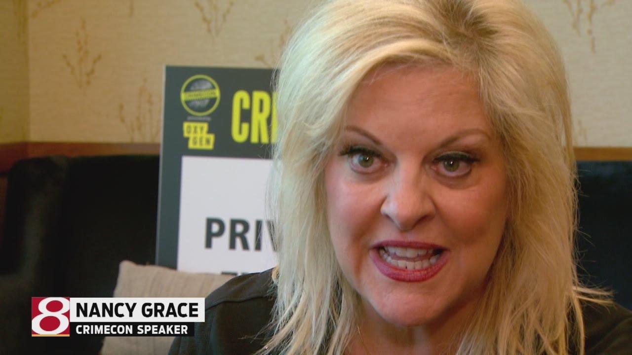 Nancy Grace talks Delphi murders at CrimeCon by WISH TV