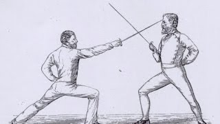 Attacking in military sabre fencing. Part 1.