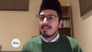 Seeratun Nabi Jalsa held in the UK