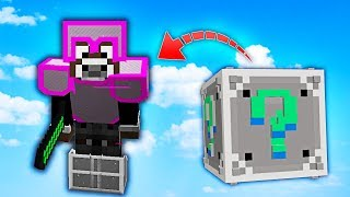 ¡¡LA MEJOR CARRERA DE LUCKY BLOCKS INVISIBLES!! - MINECRAFT LUCKY BLOCKS MOD