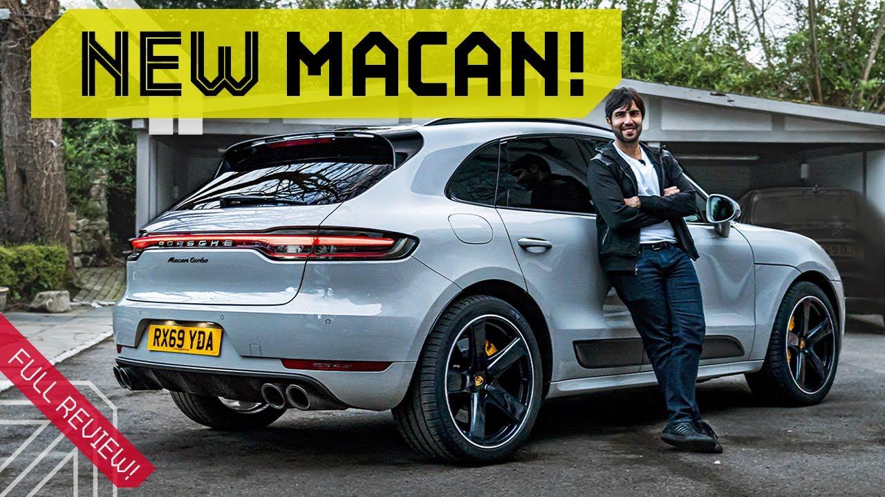 2020 Porsche Macan Turbo! Facelift Sound + Full Review!