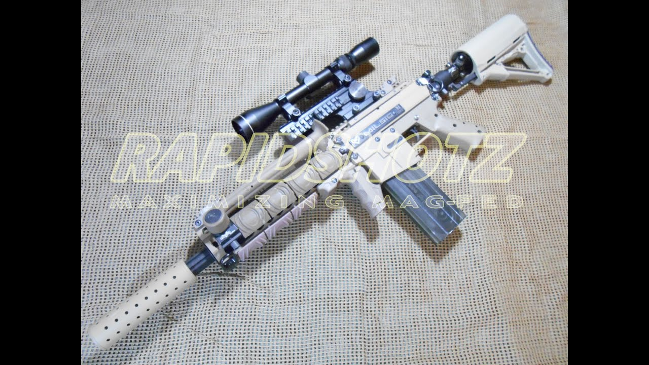 RapidShotz - MILSIG Industries Paradigm Pro (Limited Edition) by RapidShotz