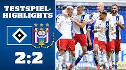Highlights: HSV - RSC Anderlecht | SAISON 2019/20