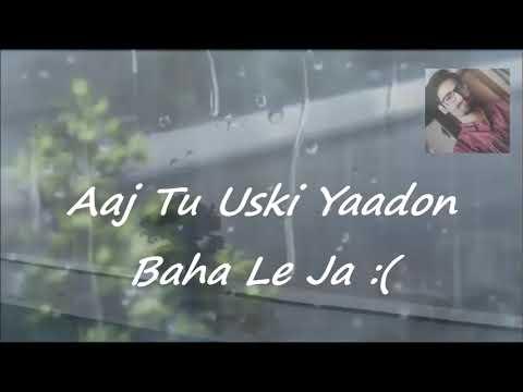 💖 Sad And Love Romantic Barish Urdu Poetry For Whatsapp Status 💖